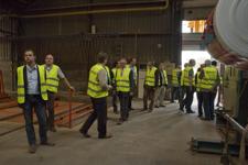 Bezoek Steenfabriek Nelissen Lanaken