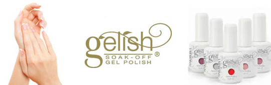 Gelish nagels