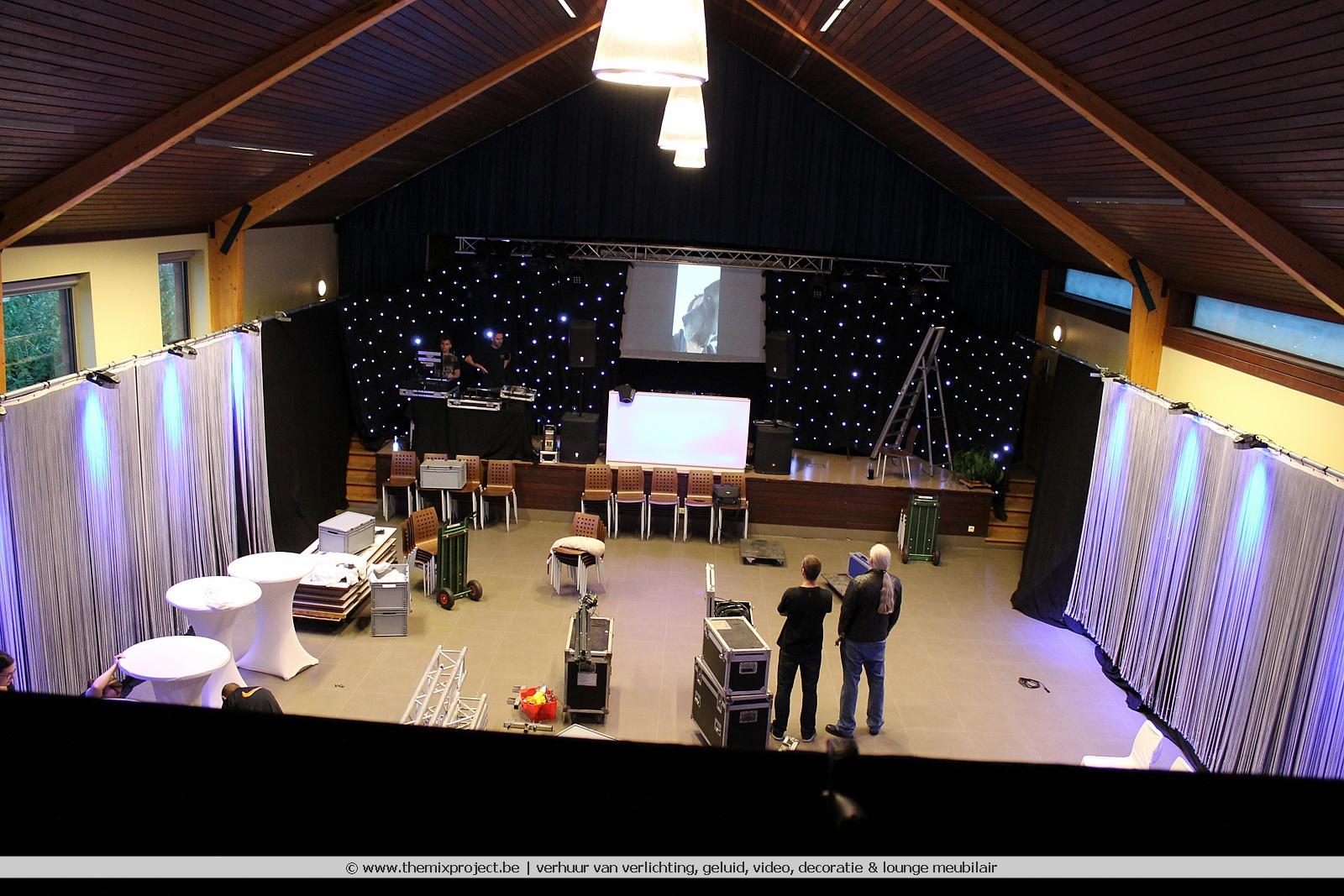 Foto's XX. bruiloft  te feestzaal De Wirix Kleine Brogel