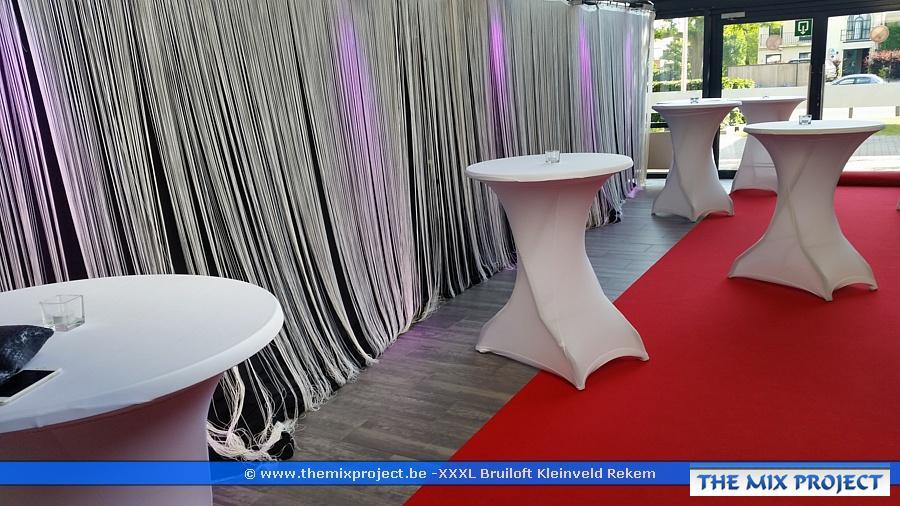XXL Bruiloft te ontmoetingscentrum OC Kleinveld te Rekem