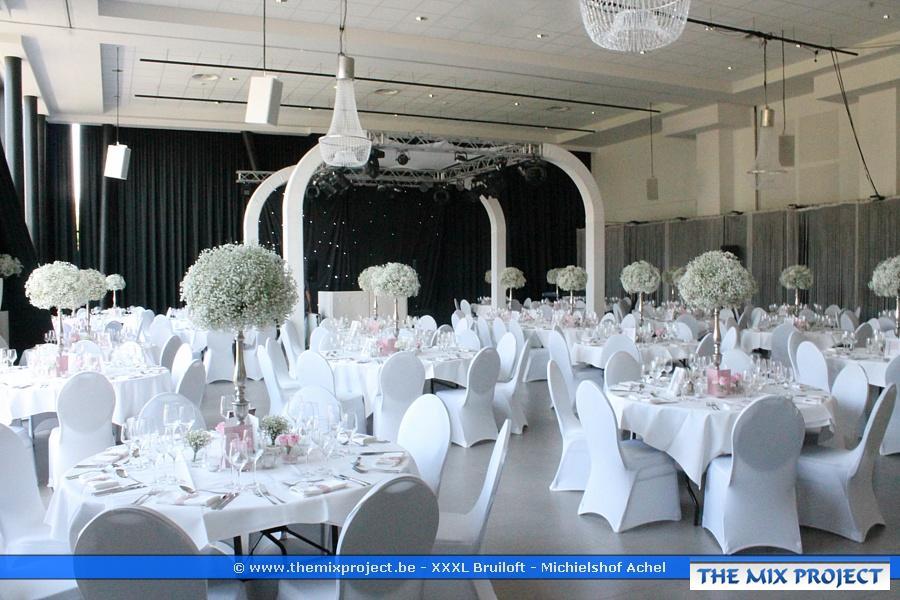 Foto's XXL Bruiloft te Michielshof Achel