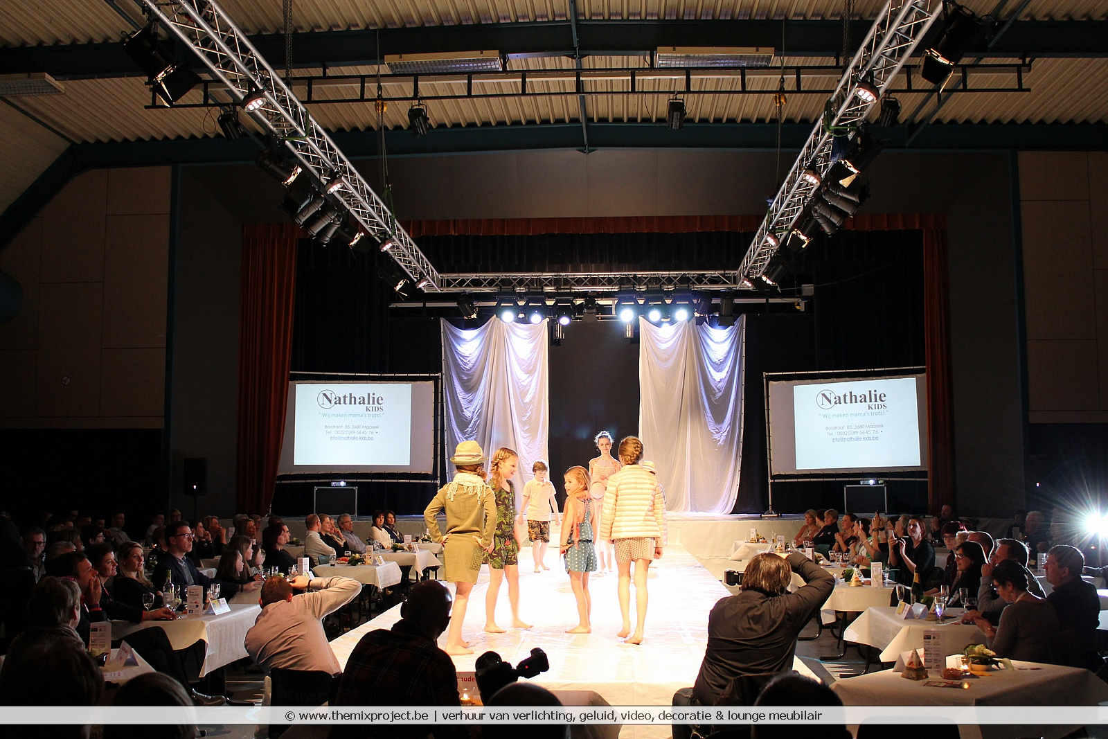 Foto's Modeshow te Nieuwenborgh Stokkem