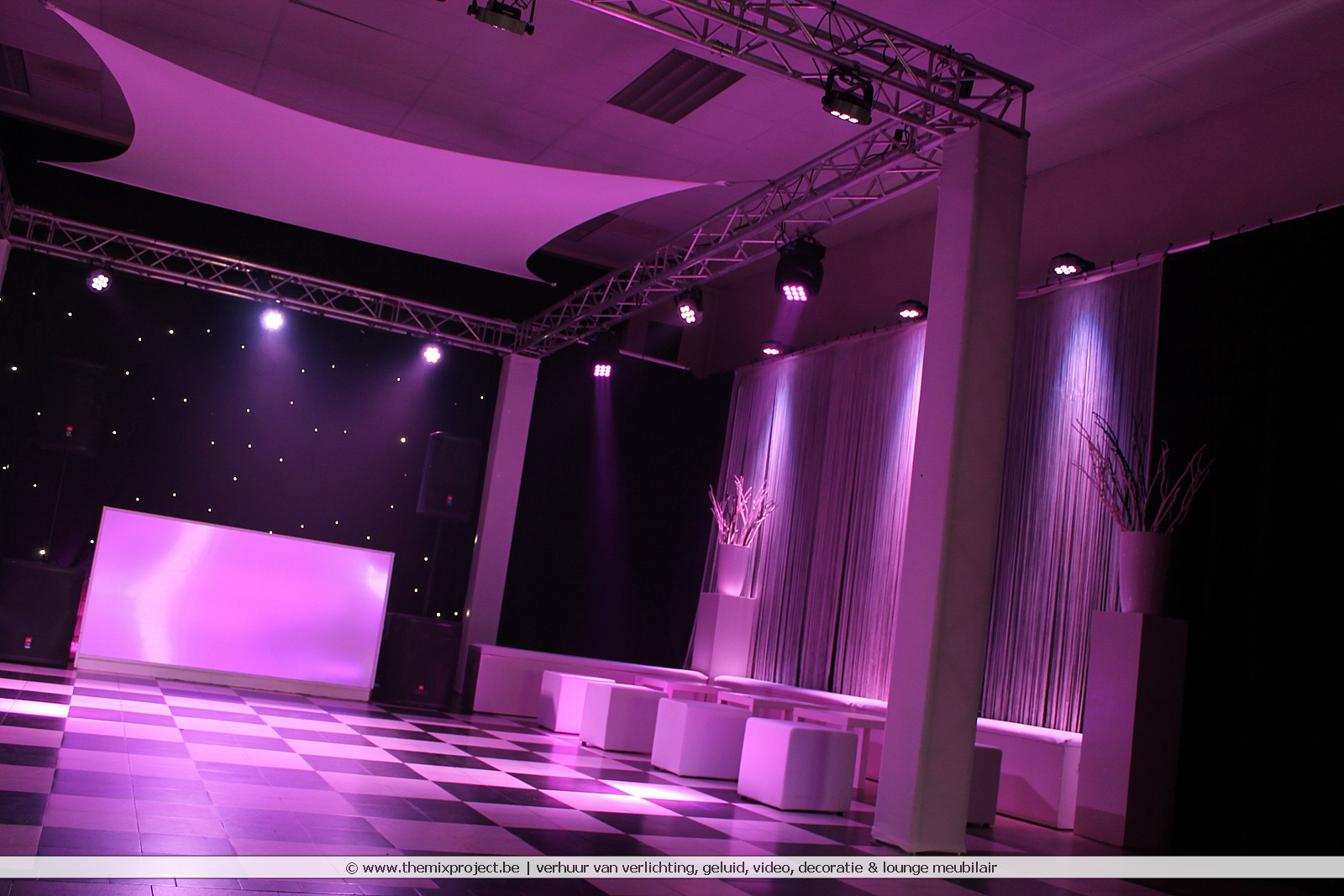 XXL Bruiloft Feestzaal Elckerlyc Neerglabbeek