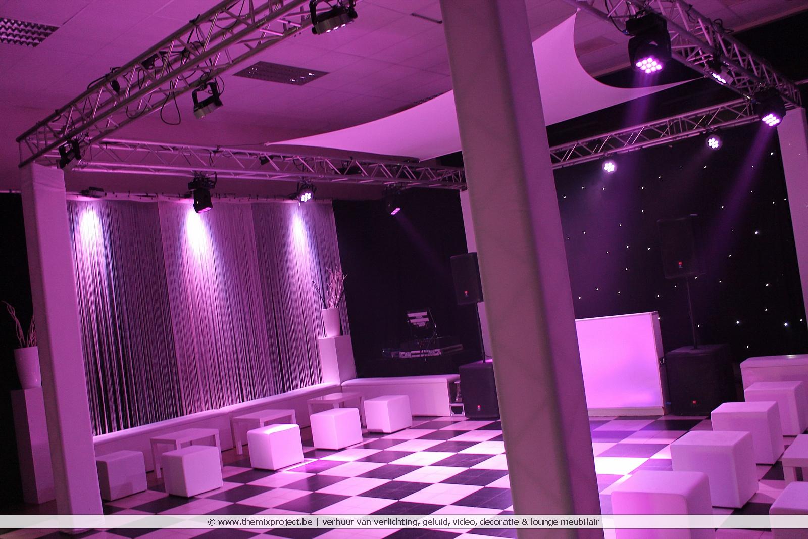 Foto's XXL Bruiloft te Feestzaal Elckerlyc Neerglabbeek