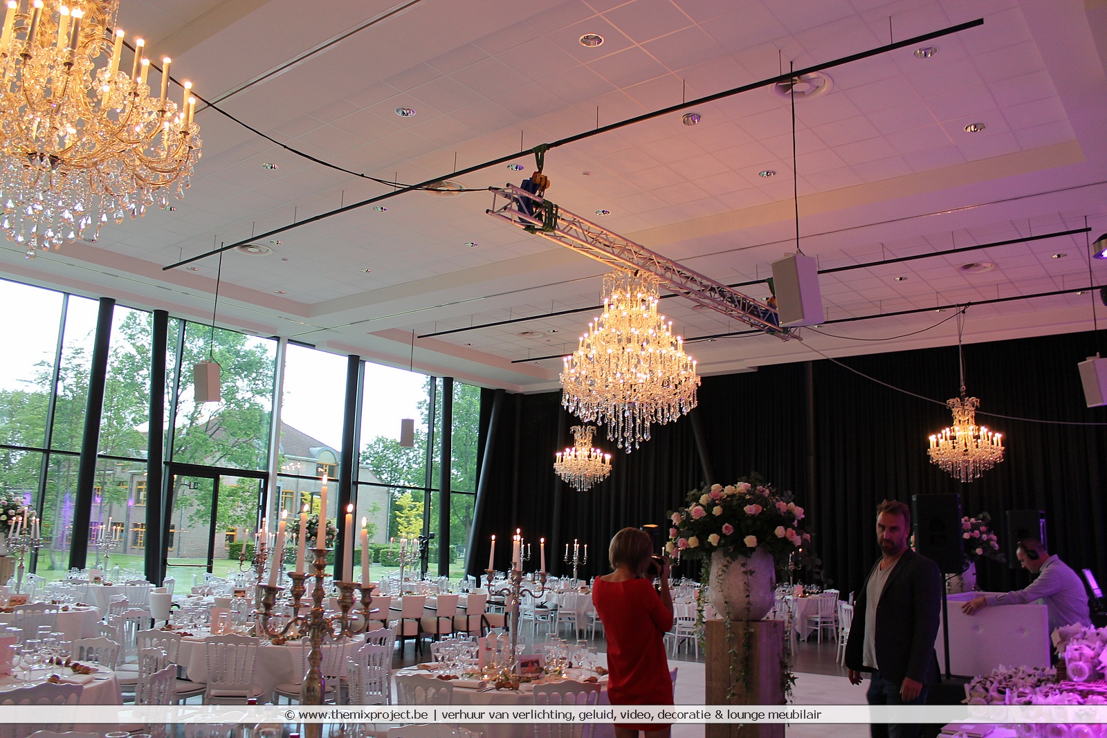 XXXL Bruiloft Michielshof Hamont-Achel