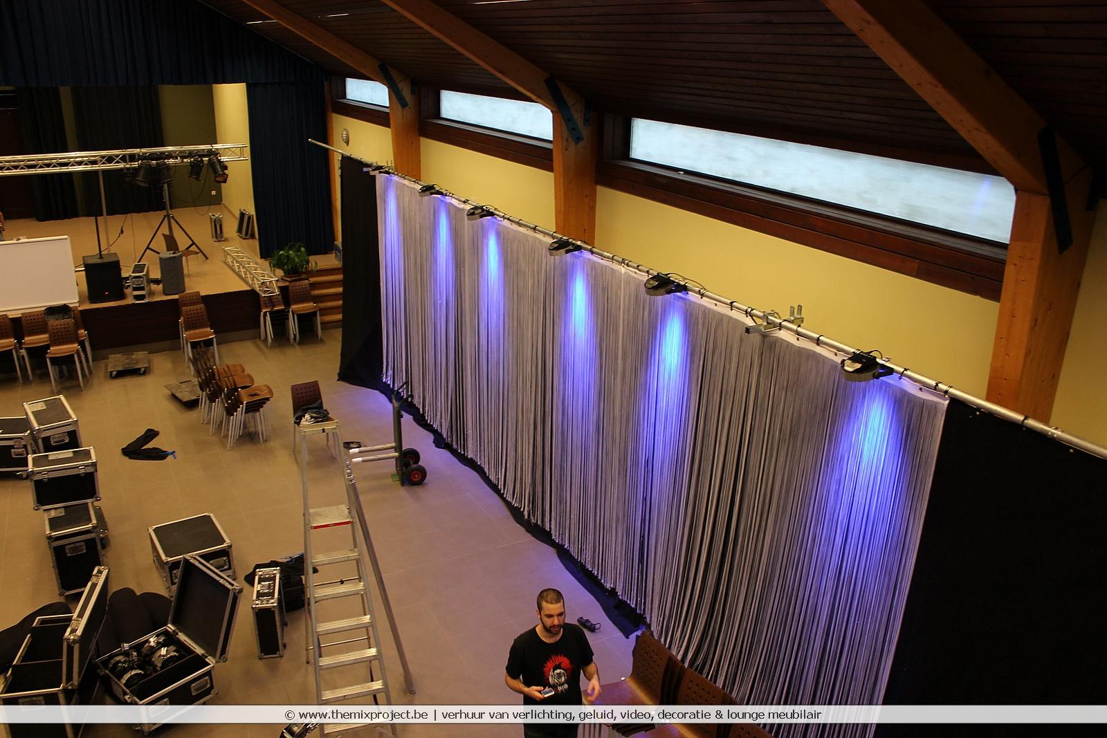 XXL Bruiloft in feestzaal de Wirix te Kleine Brogel